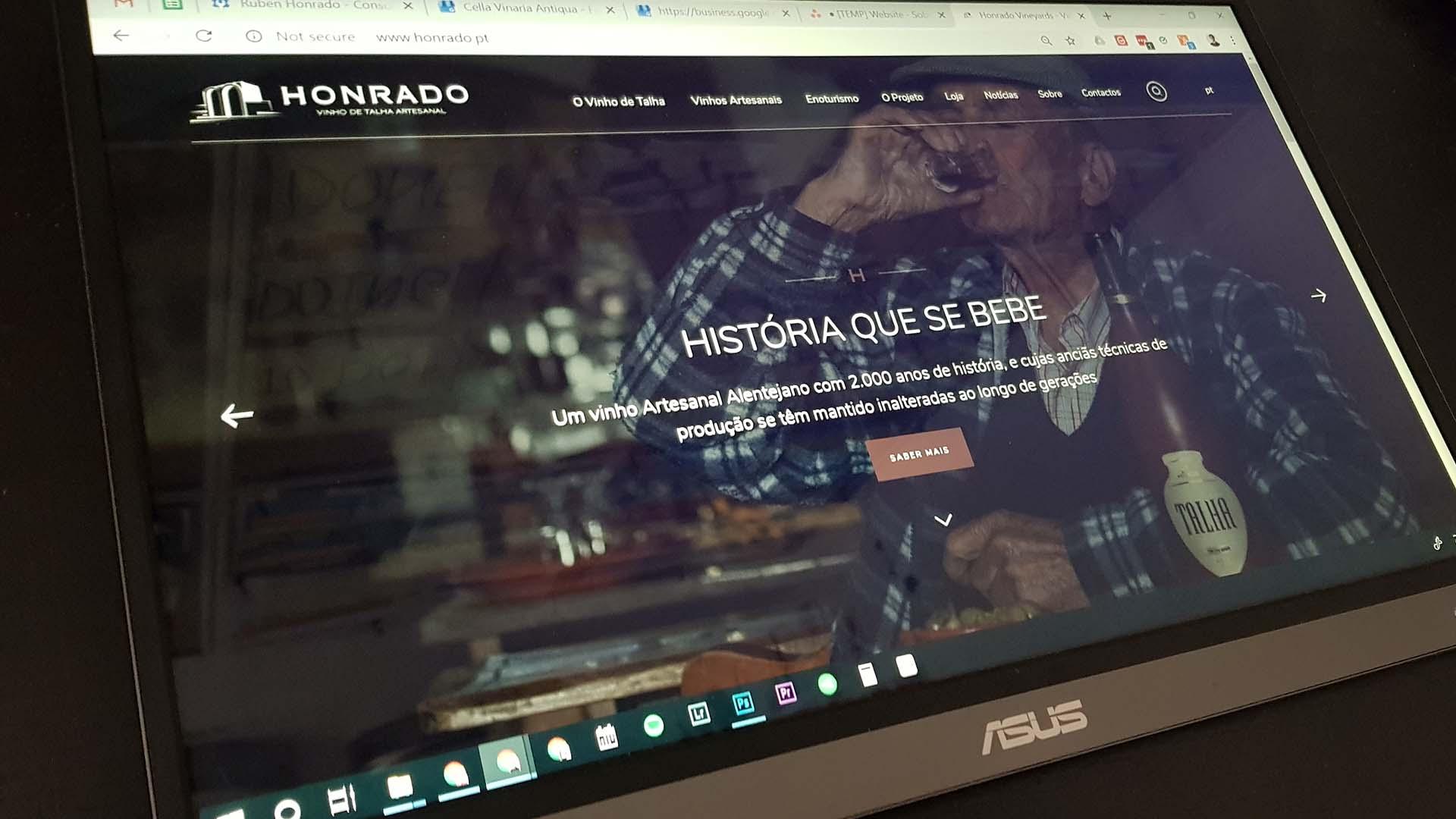 Lançamento oficial do novo website!